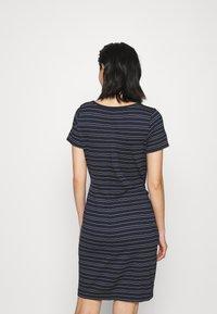 Club Monaco - TWANSIA DRESS - Jersey dress - stripe - 2