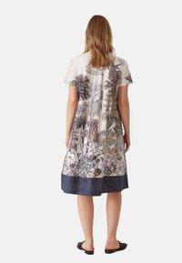 Elena Mirò - Shirt dress - blu - 2