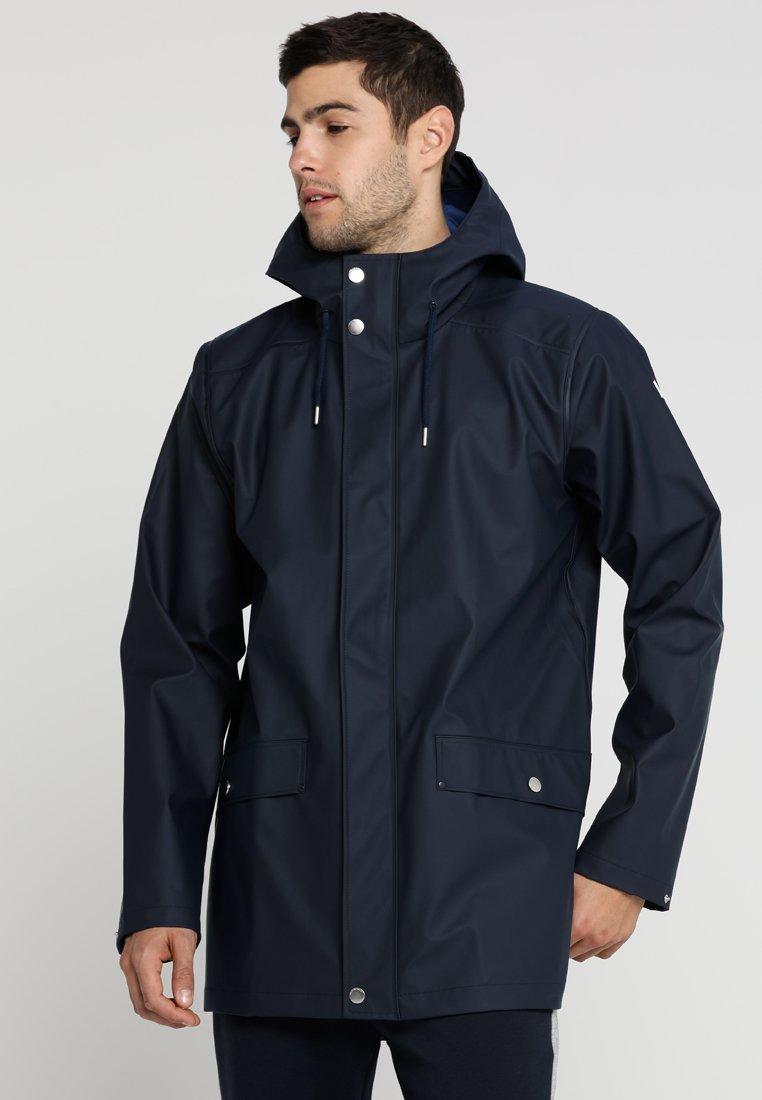 Helly Hansen - MOSS RAIN COAT - Waterproof jacket - navy