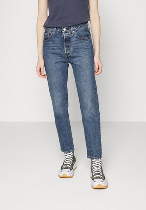 501® CROP - Jeans straight leg - square one