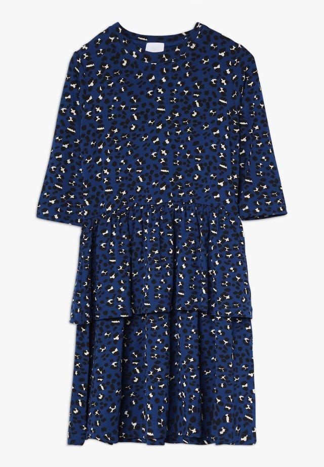 MARY DRESS - Jersey dress - black iris