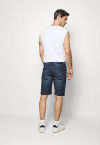 Redefined Rebel - COPENHAGEN - Jeansshorts - atlantic blue - 2