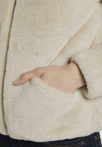 TOM TAILOR DENIM - Winter jacket - dusty beige - 4