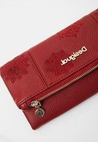 Desigual - Wallet - red - 5