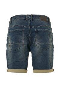 No Excess - Denim shorts - denim - 4
