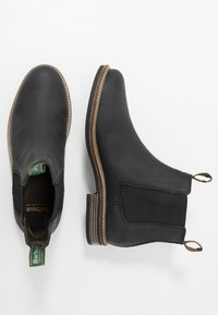 Barbour - FARSLEY - Classic ankle boots - black - 1