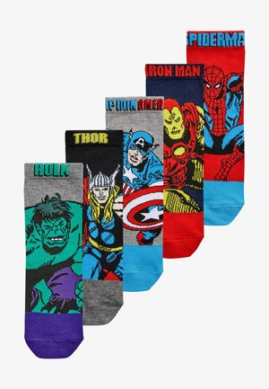 5 PACK MARVEL® AVENGERS - Socks - multi-coloured