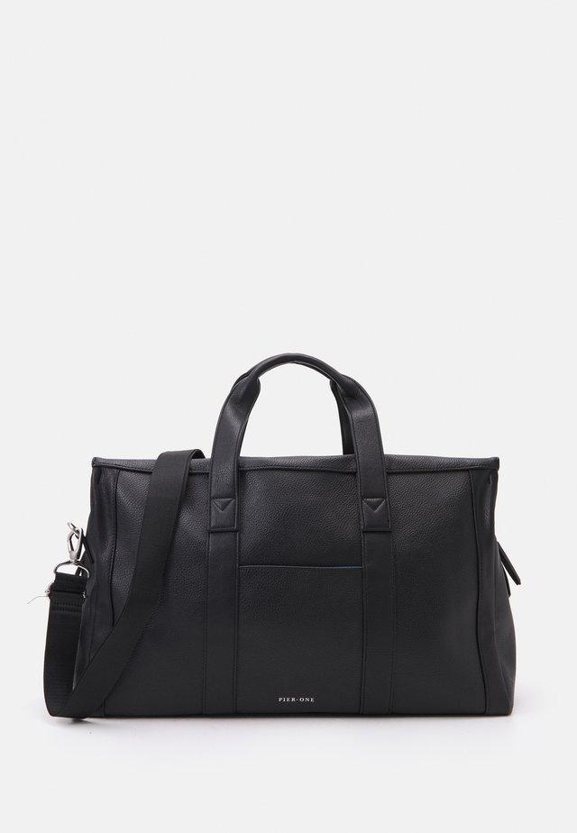 UNISEX - Weekend bag - black