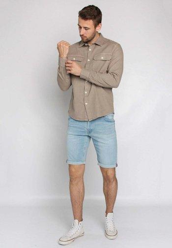 Shirt - lightbrown