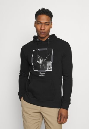 DOBERMAN HOODY - Sweater - black