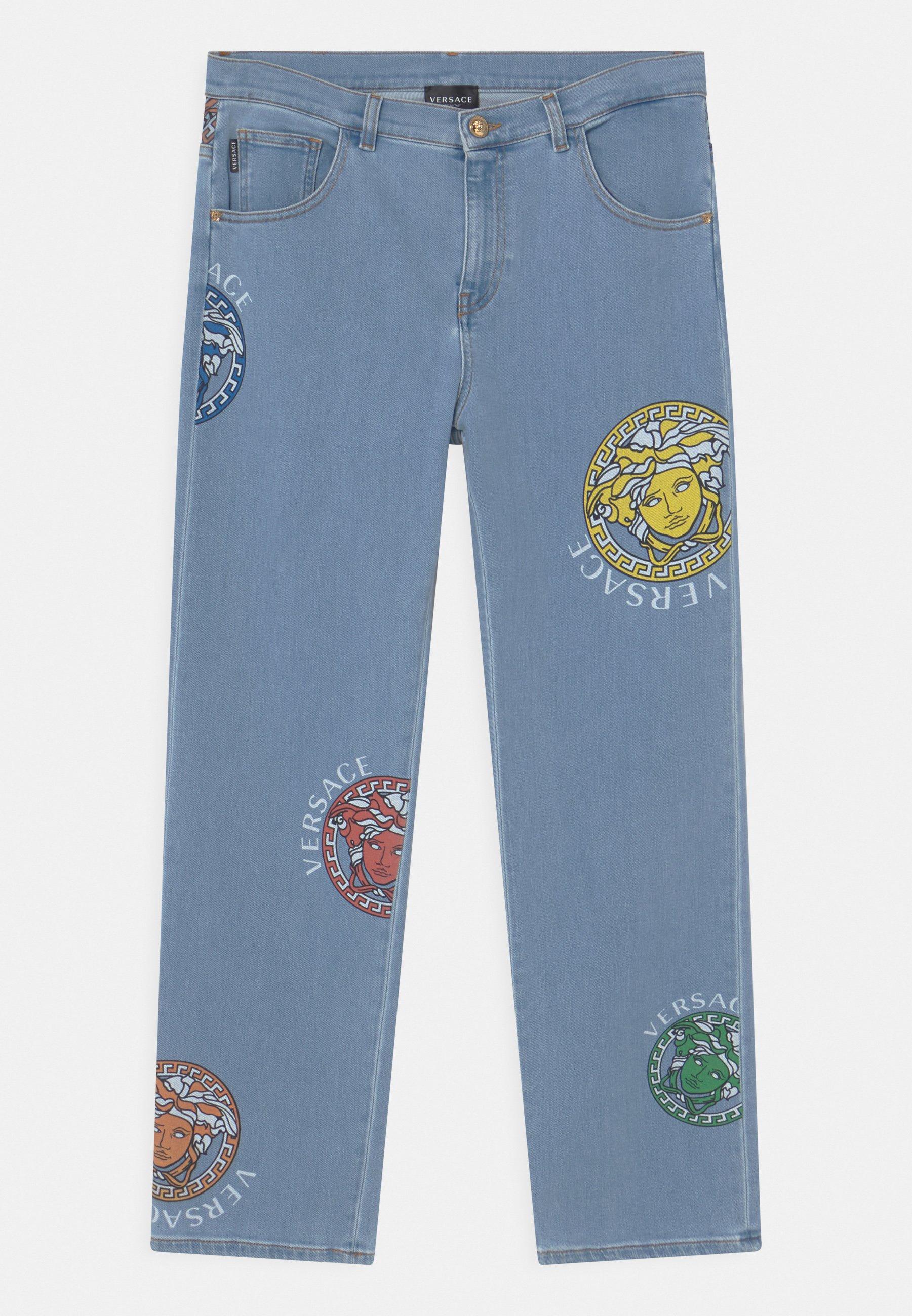 Kids MEDUSE UNISEX - Relaxed fit jeans