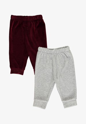 2 PACK - Pyjamabroek - grey