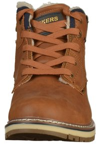 Dockers by Gerli - Lace-up ankle boots - cognac - 5