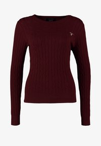 GANT - CABLE CREW - Jumper - bugendy - 6