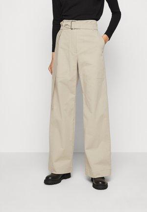 VENERE - Kalhoty - beige