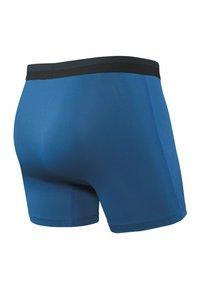 SAXX Underwear - SPORT MESH TRUNK 2 PACK - Pants - Navy/City Blue - 2
