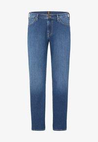 Lee - BROOKLYN - Jeans straight leg - mid worn in ray - 6