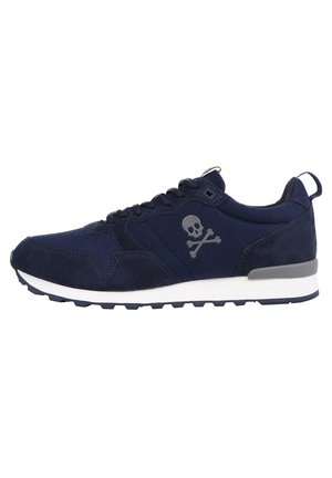 CANADIAN  - Baskets basses - navy