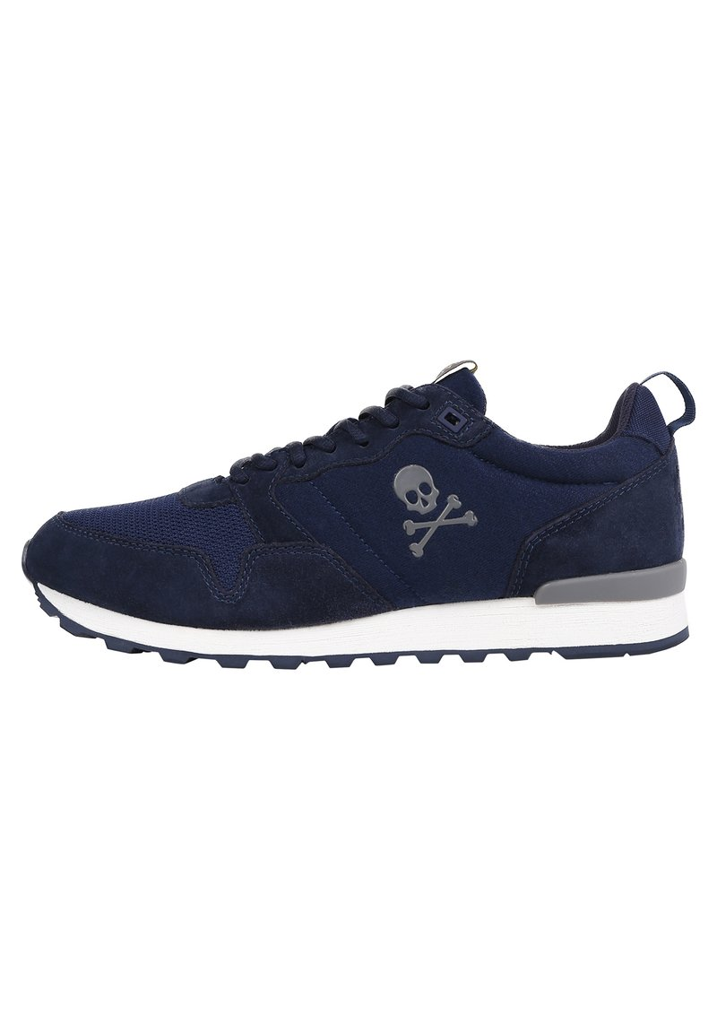 Scalpers - CANADIAN  - Trainers - navy