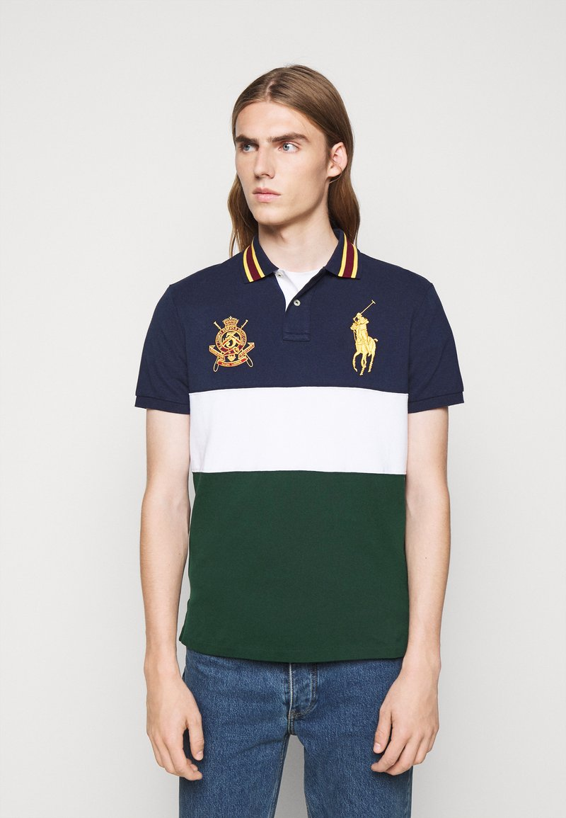 Polo Ralph Lauren - BASIC - Poloshirt - college green