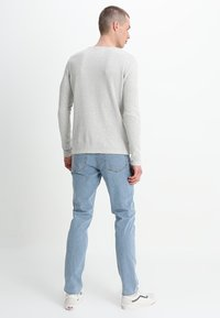 REVOLUTION - Jumper - light grey - 2