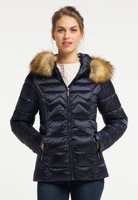 usha - Winter jacket - marine - 0