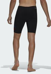adidas Originals - JAMMER  - Costume da bagno - black - 1