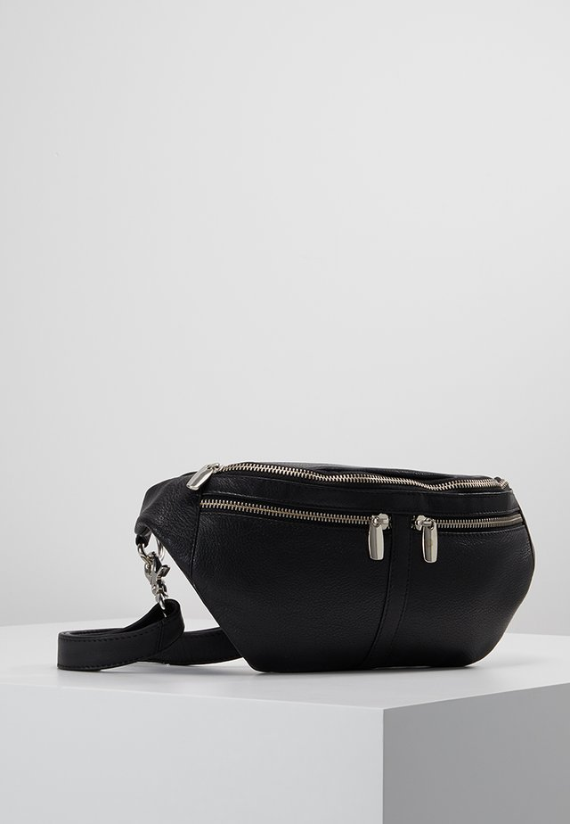 BUM BAG - Sac banane - black