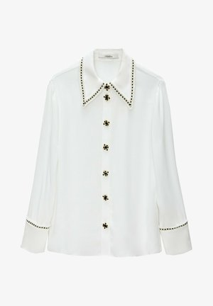 MODISCHES - Button-down blouse - white