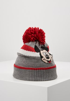 MICKEY MOUSE TODDLER BOY BEANIE - Muts - grey heather