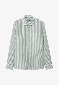 Mango - Camisa - khaki - 6