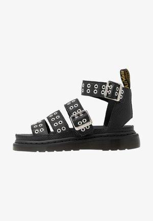 CLARISSA - Sandals - black aunt sally