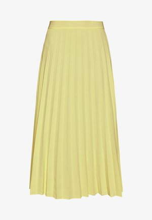 RICCA - A-line skirt - fresh lemon