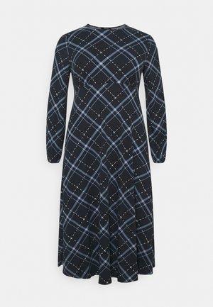 DRESS - Robe en jersey - dark blue
