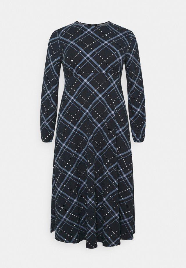 DRESS - Jerseyjurk - dark blue