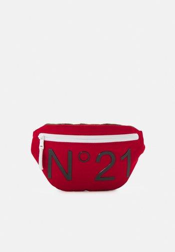 UNISEX - Bum bag - intense red