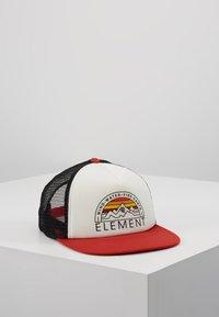Element - ODYSSEY TRUCKER - Cap - pompeian red - 0