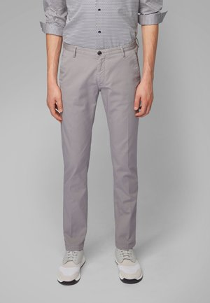 Chinos - silver
