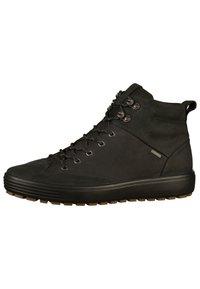 ECCO - Zapatillas altas - black - 2