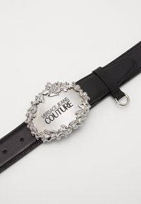 Versace Jeans Couture - Pasek - black/silver - 5