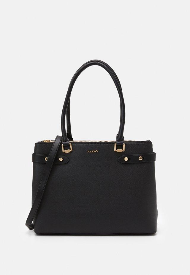 TRACKANDFIELD - Handbag - jet black