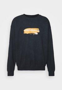 Mennace - UNISEX SPRAY PAINT  - Sweatshirt - washed black - 5