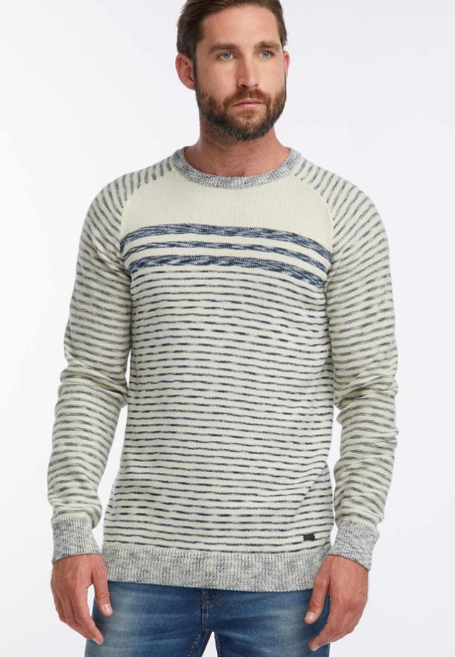 Sweater - neutral white