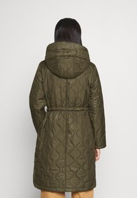 comma casual identity - Classic coat - khaki - 4