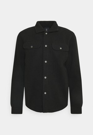 POMPEY - Shirt - black