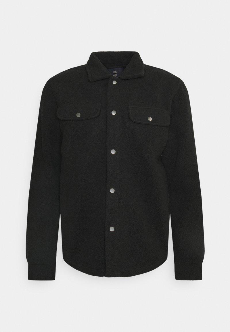 Nerve - POMPEY - Shirt - black
