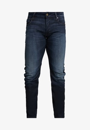 ARC 3D SLIM - Jeans slim fit - elto superstretch dark aged dry wax