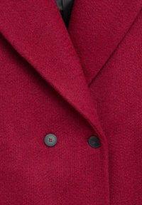 Mango - COCTEL - Classic coat - fuchsia - 6