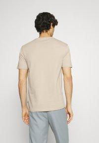 Pier One - 5 PACK - T-shirt - bas - dark grey/dark blue/olive - 2