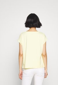 Esprit Collection - BIG GEOMETRIC - Blouse - lime yellow - 2